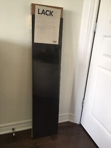 Étagère IKEA Lack noire