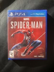 Spiderman PS4 - brand new, sealed