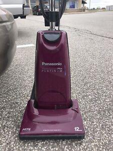Panasonic MC UG581 Upright Vacuum Cleaner