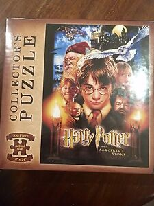 Harry Potter Collector Puzzle (unopened)