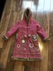 Size 10 youth winter coat