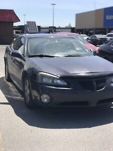 Pontiac Grand Prix 2008 Priced to sell fast!! New winter tires!