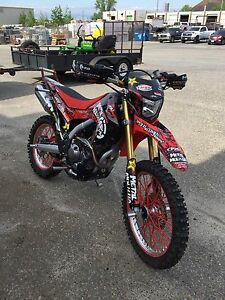 2014 Crf250l mint condition !! Low kms's