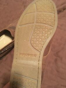 Rockport moccasin casual shoe- NEW