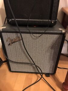 New Fender Rumbler 25 bass amp