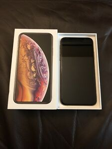 iPhone XS Mint Condition with OtterBox