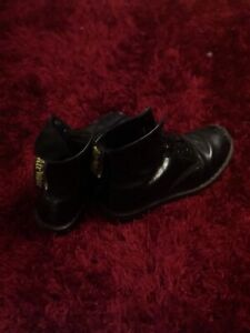 Dr.Martin Leather boots