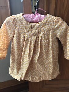 Four Baby Gap Dresses 12-18 months