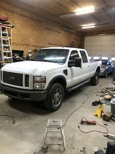 2008 Ford F350. (Read description!)