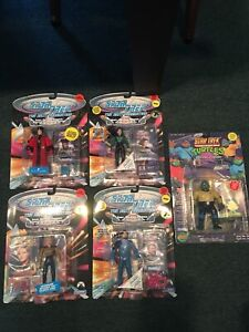 Star Trek TNG Playmates action figures