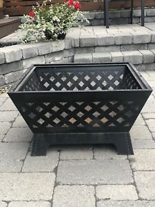 Firepit wanted