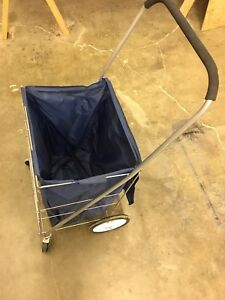 Collapsible / folding hand cart