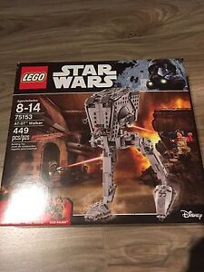 2 sets lego Star Wars neufs 55$ le lot
