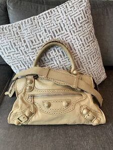 Authentic balenciaga giant 21 city bag with shoulder strap