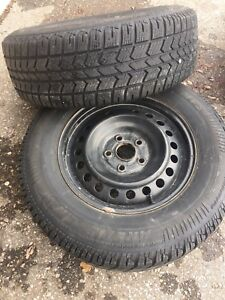 5x120 winter rims and tires