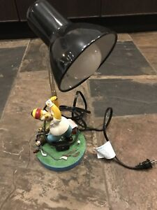 The Simpsons lamp - Homer