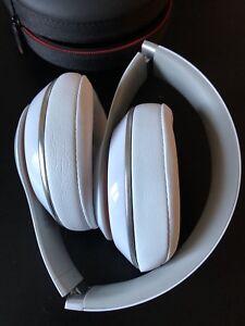 Studio Beats over ear headphones