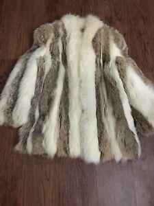 Fur jacket and fur coat