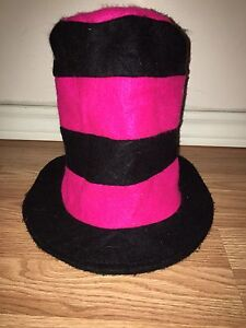 Dr Suess Top Hat