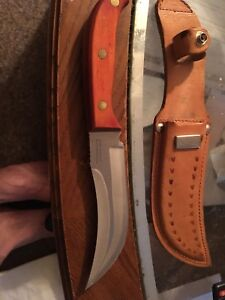 1982 Double edge  blade Hunting