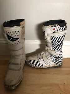 Youth Motocross racing boots
