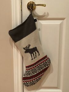 Nordic Knit Stockings