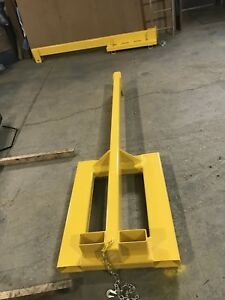 Granite forklift boom for sale