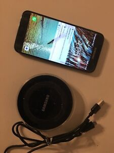 Samsung S7 with wireless charger