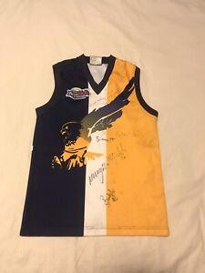 West Coast Eagles jersey