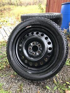 Pneus Michelin X-ice 245-45-18