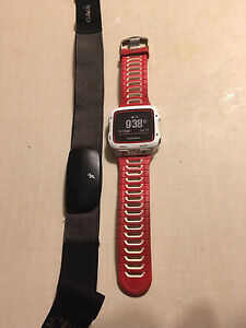 Garmin 920xt triathlon / running smart watch with heart rate
