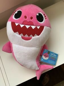 Baby Shark stuffed animal