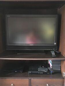32 inch Sony tv .