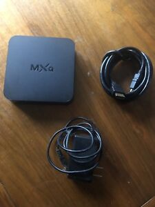 Mxq android box