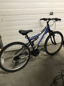 Nakamura monster four mountain bike