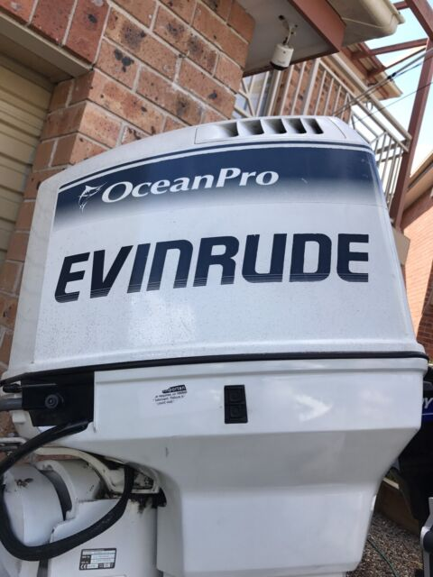 Evinrude ocean pro 175hp outboard | Boat Accessories & Parts