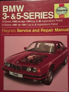 BMW workshop manual $20 Coorparoo Brisbane South East Preview
