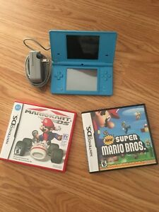 Dsi and 2 Mario games