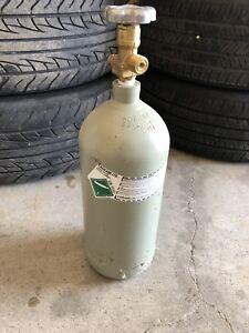 5 lbs full CO2 tank