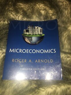 Textbook microeconomics seventh edition textbooks gumtree microeconomics 12th edition newcastle university fandeluxe Image collections