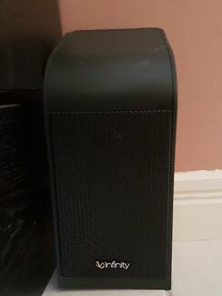 Yamaha AV Receiver with Infinity Speakers