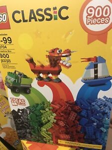 Brand new Lego, 900 piece and 1500 piece box available