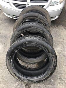 255/45R19 104 v 4 pneux été Cooper