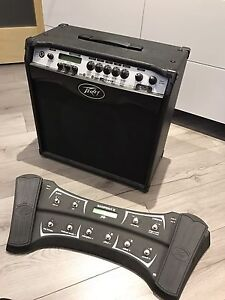 Peavey Vyper VIP 3 Modelling Amp with Sanpera II Pedal Board