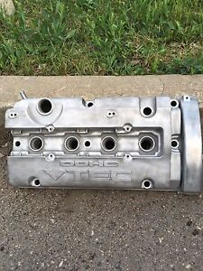 Polished Valve Cover