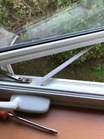 WINDOW HARDWARE & GLASS REPLACEMENT.