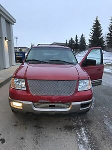2003 Ford Expedition Eddie Bauer edition fully loaded!