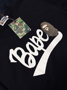 Brand new Bape a bathing ape T-shirt /tee