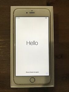 Apple iPhone 6 Plus - 64GB (Gold) Ermington Parramatta Area Preview