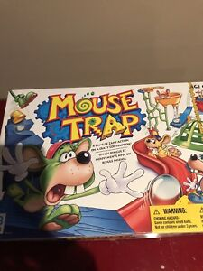 Mouse Trap Classic Board Game!!